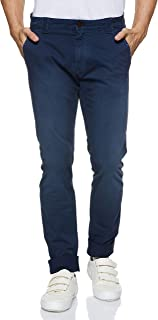 Tommy Jeans Men's Tjm Scanton Washed Chino Trousers
