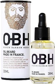 Aceite Para Barba Premium ● Ingredientes naturales de calidad superior fabricado por OBH® ● Crecimiento acelerado y cuidad...