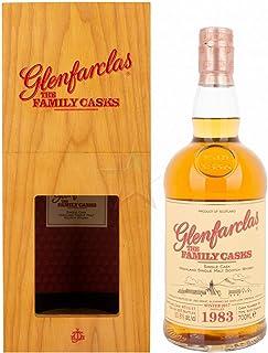 Glenfarclas The Family Casks Single Cask Hogshead 1983 Whisky 1 x 0.7 l