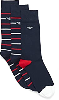 Emporio Armani Calza 3 Pack Corta Fashion Socks