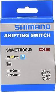 Gris SHIMANO 38D E8000//E8050 S//C LC Plato 53 Unisex Adulto
