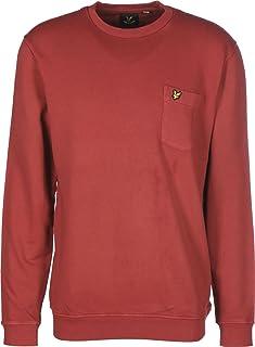 Lyle & Scott Men's Garment Dye Sweatshirt