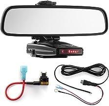 $41 » Radar Mount Mirror Mount + Direct Wire Power Cord + Micro Fuse Tap Escort 9500ix X50 8500 (3001501)