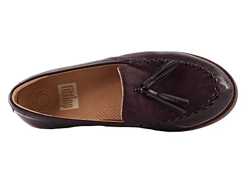 Moccasin Faux Paige BerryBlackTaupe FitFlop Pony vtz5wxxqA