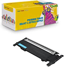 New York TonerTM New Compatible 1 Pack Samsung CLT-C406S High Yield Toner for Samsung - CLP-360 | CLP-365W | CLP-368 | CLX-3300 | CLX-3305FW . --Cyan