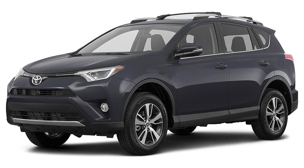 Amazon Com 2017 Toyota Rav4 Reviews Images And Specs Vehicles