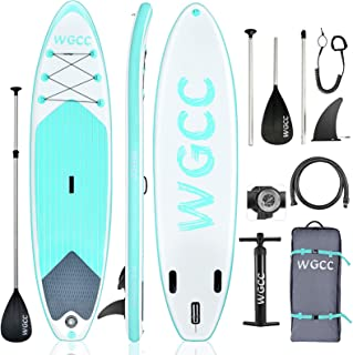 """WGCC Inflatable Stand Up Paddle Board 