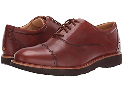 Samuel Hubbard Market Cap (Whiskey Tan) Men
