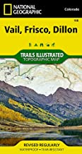 Vail, Frisco, Dillon (National Geographic Trails Illustrated Map (108))