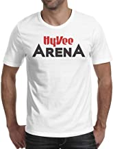 TUOUOUTR GetGo Logo Men's Short Sleeve T Shirts Cotton Graphic Comfortable Tee