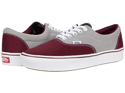 Vans ComfyCush Era ((Tri-Tone) Port Royale/Drizzle/Black) Athletic Shoes