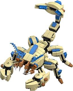 (5015 Mimicry) - MyBuild Mecha Frame Mimicry 5015 Toy Bricks Cool Model Complete Set Building Kit