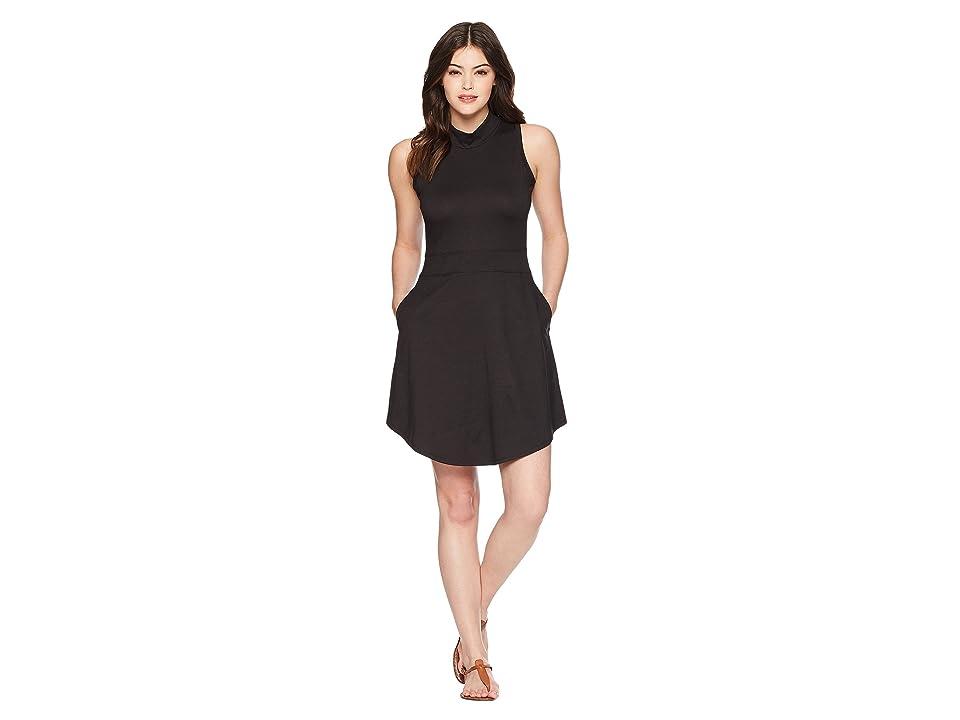 Toad&Co Summerdance Sleeveless Dress (Black) Women