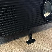 para cine en casa y pel/ículas al aire libre pantalla gruesa antiarrugas plegable HD 4K 16: 9 APEMAN Pantalla de proyector port/átil de 100 pulgadas cono de visualizaci/ón de 160 /° duradera