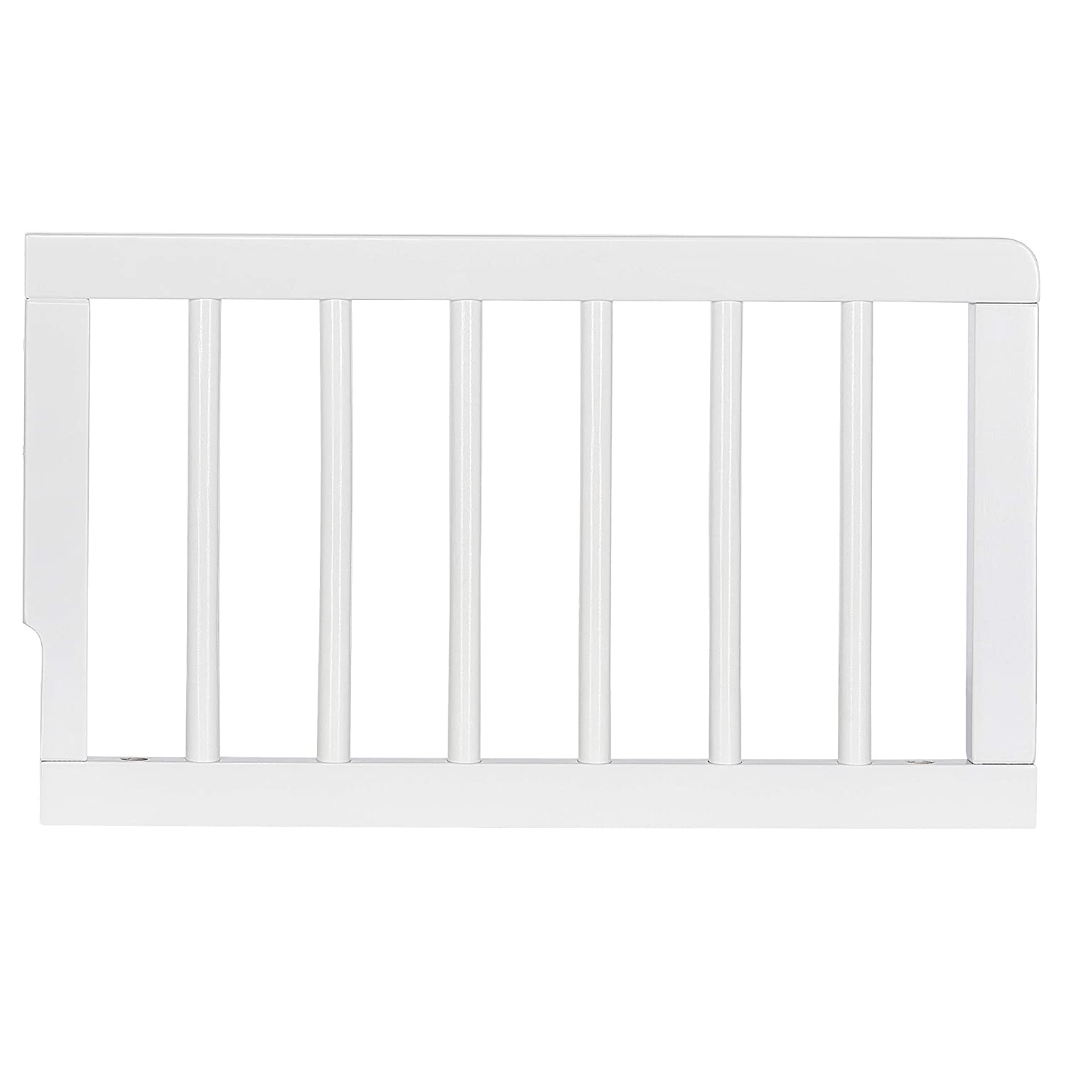 Dream On Me Sleepy Little Sloth, Moon Bear Reaching for The Stars Toddler Rail I Rounded Spindles I Mid- Century Meets Modern