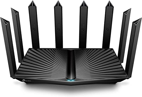2021 TP-Link outlet online sale AX6600 WiFi 6 Router (Archer AX90)- Tri Band Gigabit Wireless Internet Router, High-Speed ax discount Router for Gaming, Smart Router for a Large Home outlet sale