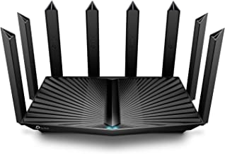 TP-Link AX6600 WiFi 6 Router (Archer AX90)- Tri Band Gigabit Wireless Internet Router, High-Speed ax Router for Gaming, Sm...
