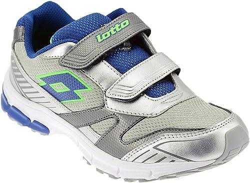 Lotto Zenith VI Jr S, Chaussures de Running Entrainement Unisexe-Bébé