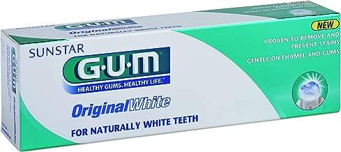 Gum Original White Toothpaste 75ml
