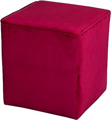 Leffler Home Harper Cube, small, pink