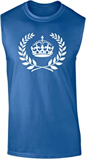 Crown and Laurel Dark Muscle Shirt