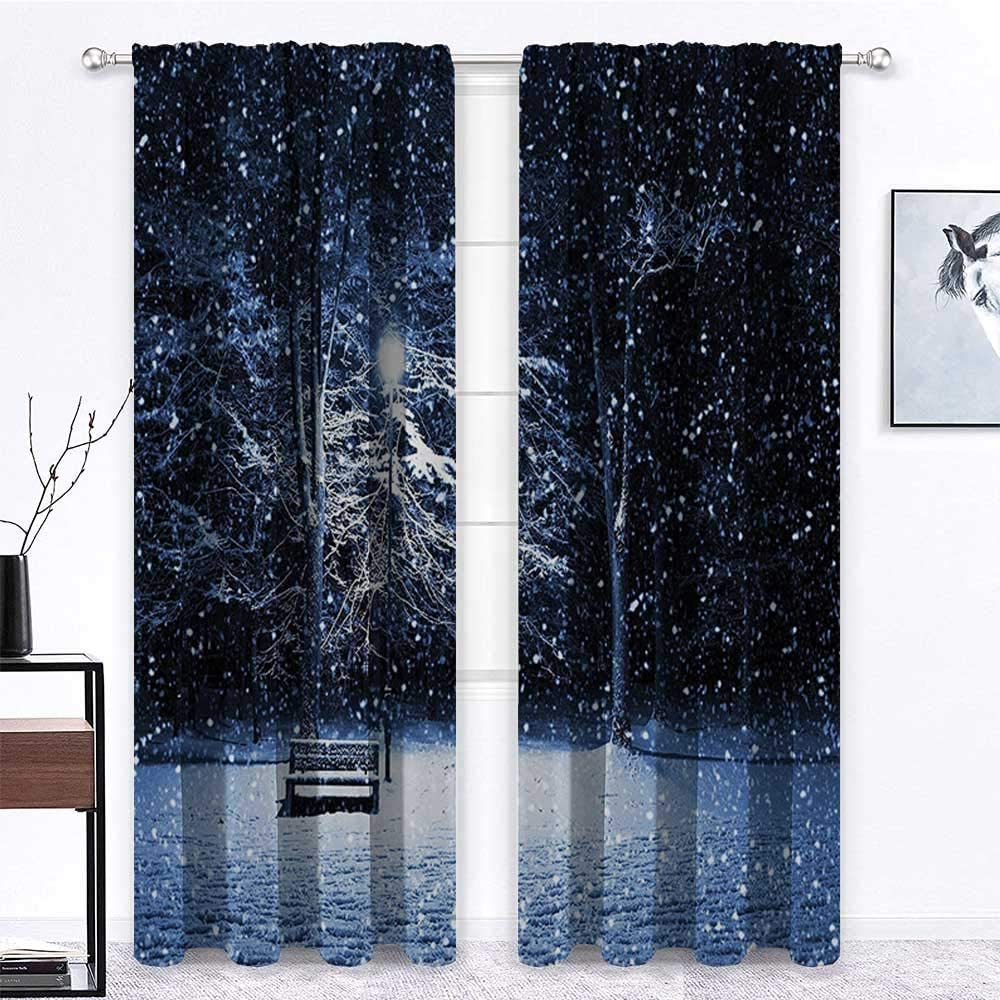 Kids Milwaukee Mall Blackout Curtains Boston Mall Winter Thermal Prevent Be of a View Noise