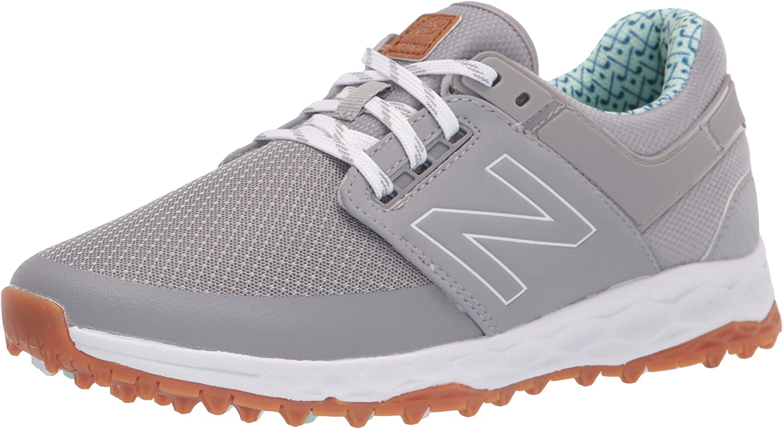 Genuine Animer and price revision New Balance Women's Fresh Linkssl Shoe Golf Foam