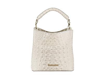 Brahmin Melbourne Mini Amelia Crossbody (Daydream) Handbags