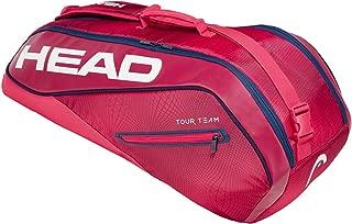 HEAD Tour Team Combi 6 Racquet Bag (Red)