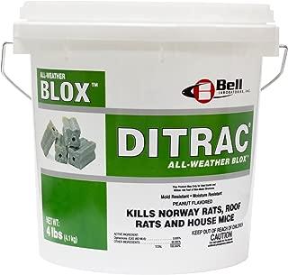 4 Lbs Rat Mouse Rodent Bait Blocks Rat Mouse Poison Bait Rat Mouse Killer Blox