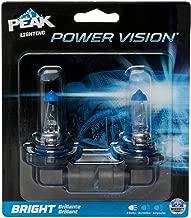 PEAK Lighting Power Vision 9005XS HB3A Automotive Performance White Headlights