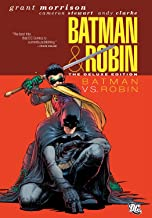 Batman and Robin, Vol. 2: Batman vs. Robin (Batman by Grant Morrison series Book 8)