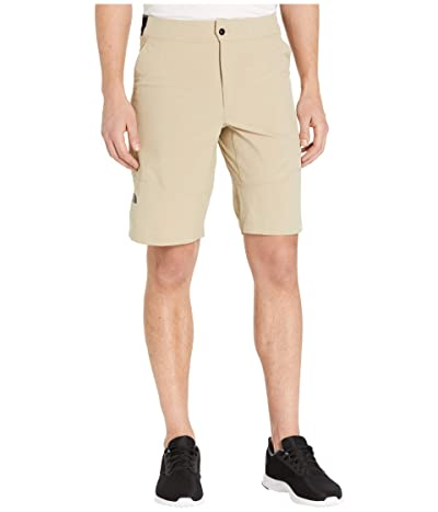 The North Face Paramount Active 11 Shorts (Twill Beige) Men