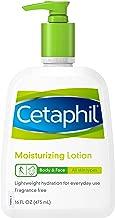 Cetaphil Fragrance Free Moisturizing Lotion, 16 Fluid Ounce