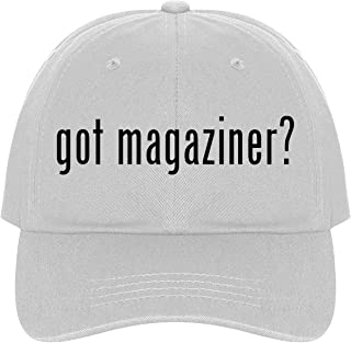The Town Butler got Magaziner? - A Nice Comfortable Adjustable Dad Hat Cap