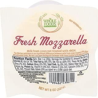 Whole Foods Market, Mozzarella Ball, 8 Ounce