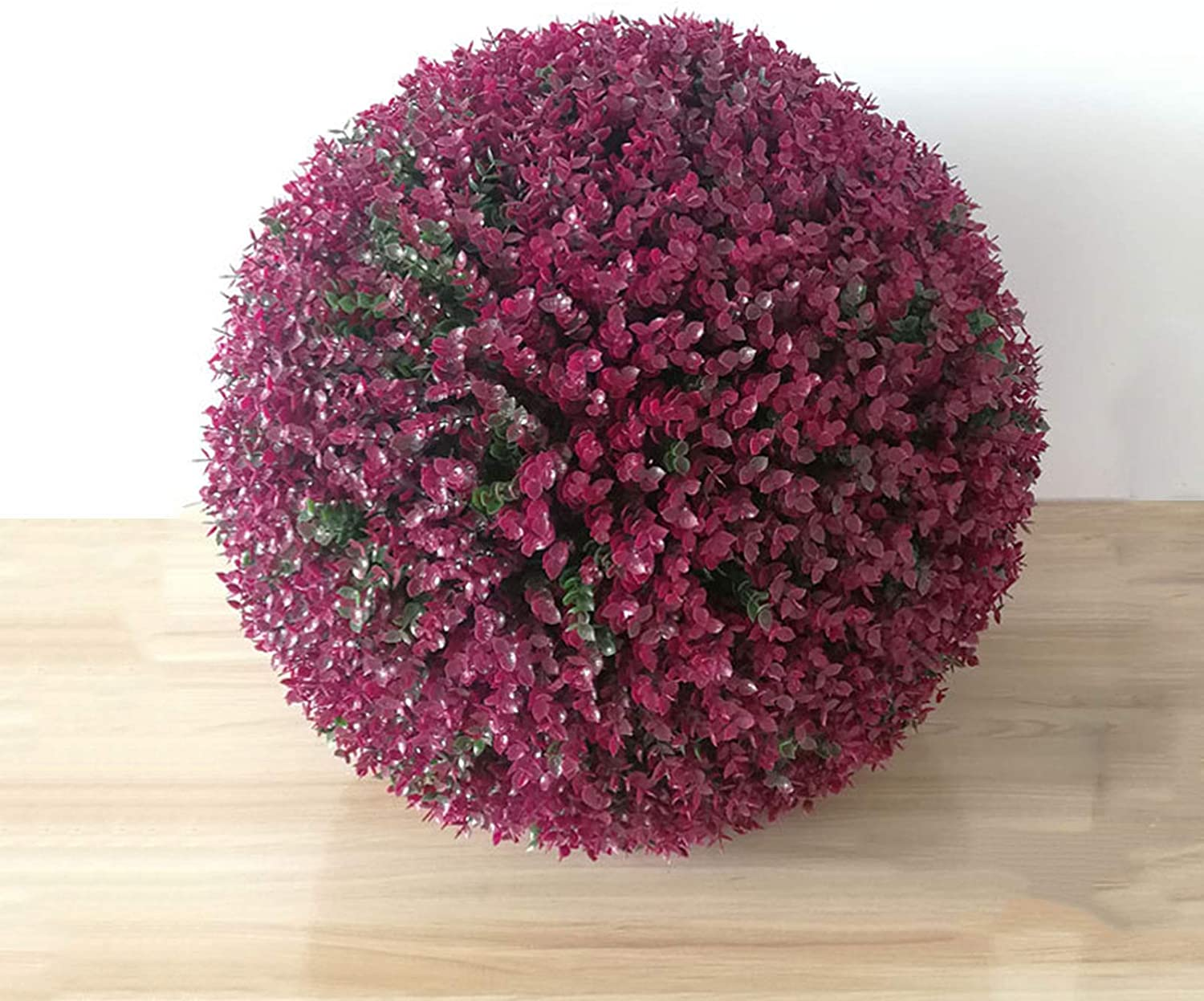 LAHappy Artificial Plants Grass B Ball Hanging Max 68% Spring new work OFF Eucalyptus