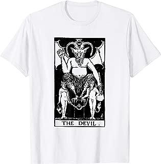 Tarot Card : The Devil   Tarot T-Shirt