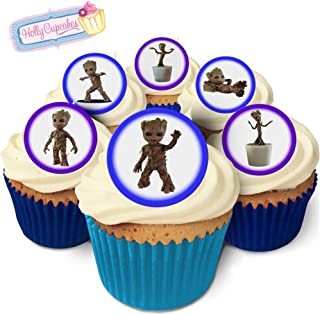 Best baby groot cupcake toppers Reviews