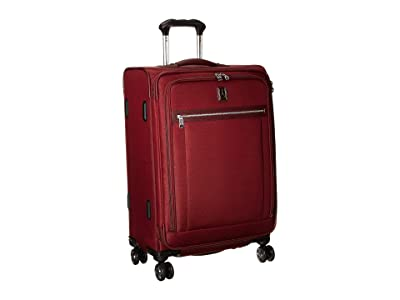 Travelpro Platinum(r) Elite 25 Expandable Spinner (Bordeaux) Luggage