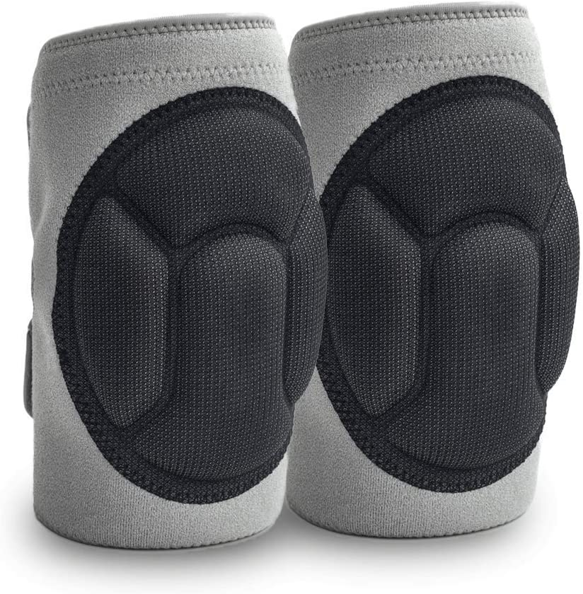 Hemoton Gardening Knee Pads Waterproof Knee Cushion Labor Kneel Protector Caps Soft Inner Liner for Home Garden Floors Cleaning Supplies 1pc