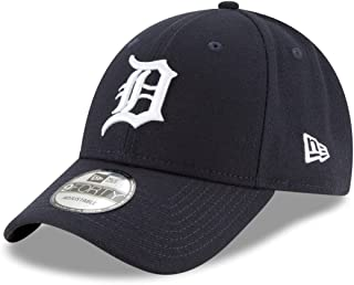 on sale 4bb62 99cd4 New Era Detroit Tigers MLB 9Forty The League Home Adjustable Hat