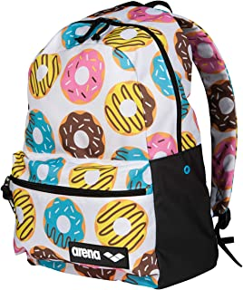 Arena Team 30L Swimming Athlete Sports School Backpack Training Gear Bag for Men and Women