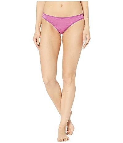Smartwool Merino 150 Pattern Bikini (Meadow Mauve) Women