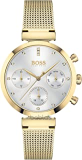 Hugo BOSS Women's Analogue Quartz Watch with Stainless Steel Strap 1502552