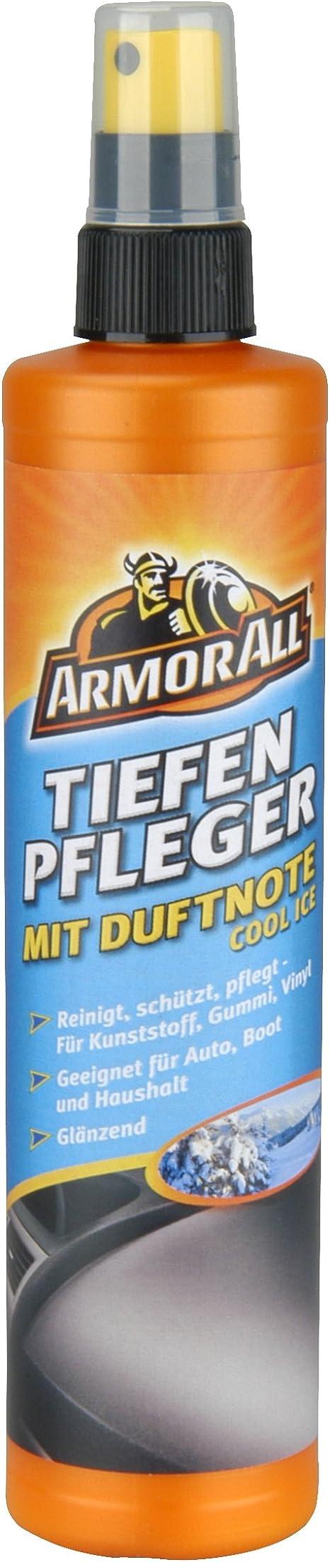 Armor All Kunststoff Tiefenpfleger Glänzend 1 000 Ml Für Vinyl Gummi Behandeltes Leder Versiegeltes Holz U V M Auto