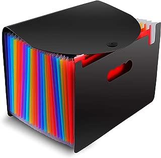 Best expandable file folders 7 pocket Reviews