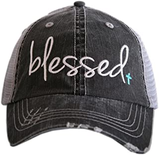 KATYDID Blessed Baseball Cap - Trucker Hat for Women - Stylish Cute Ball Cap