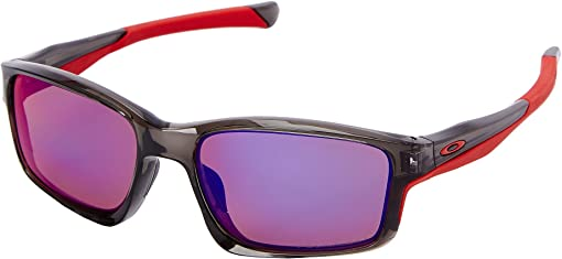 OO Red Iridium Polarized w/ Grey Smoke