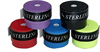 Credence Sterling Super Smooth Super Tacky Grip (Multicoloured, Pack of 5)